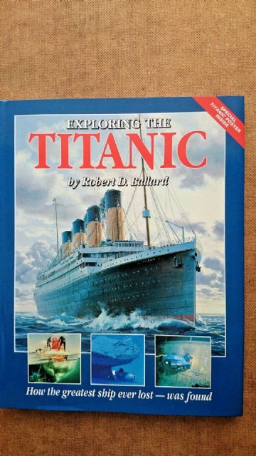 Exploring the Titanic: How the Greatest Ship Ever Lost Was Found (1989)
